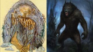 Славянская мифология: Вий и Волколак