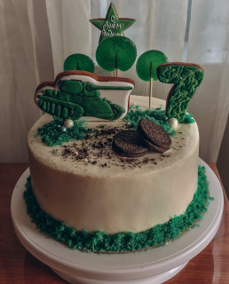 Разновидности тортов.
